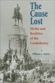 THE CAUSE LOST by William C. Davis