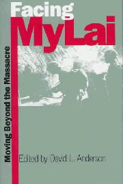 FACING MY LAI by David L. Anderson