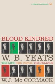Book Cover for BLOOD KINDRED