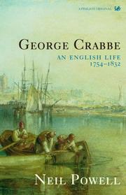 GEORGE CRABBE by Neil Powell