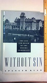 WITHOUT SIN by Spencer Klaw