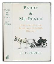 PADDY AND MR. PUNCH by R.F. Foster