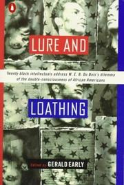 LURE AND LOATHING by Gerald Early