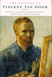 Cover art for THE LETTERS OF VINCENT VAN GOGH
