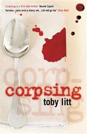CORPSING by Toby Litt