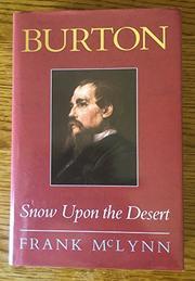 BURTON by Frank McLynn