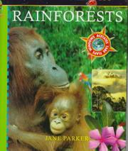 RAINFORESTS by Jane Parker