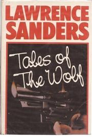 TALES OF THE WOLF by Lawrence Sanders