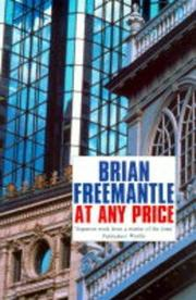 AT ANY PRICE by Brian Freemantle