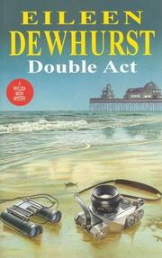 DOUBLE ACT by Eileen Dewhurst