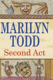 SECOND ACT by Marilyn Todd