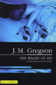 THE WAGES OF SIN by J.M. Gregson