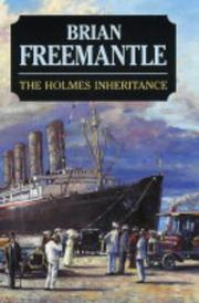 THE HOLMES INHERITANCE by Brian Freemantle
