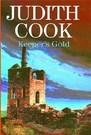 KEEPER'S GOLD by Judith Cook