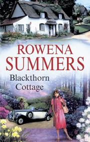 BLACKTHORN COTTAGE by Rowena Summers
