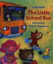 Cover art for THE LITTLE SCHOOL BUS