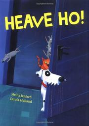 Cover art for HEAVE HO!