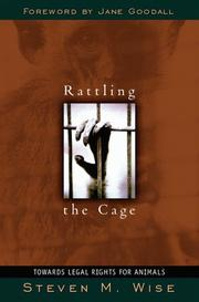RATTLING THE CAGE by Steven M. Wise