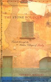THE STONE BOUDOIR by Theresa Maggio