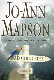 BAD GIRL CREEK by Jo-Ann Mapson