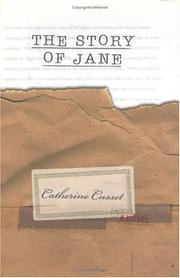 THE STORY OF JANE by Catherine Cusset