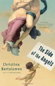 THE SIDE OF THE ANGELS by Christina Bartolomeo