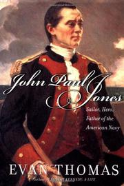 Book Cover for JOHN PAUL JONES