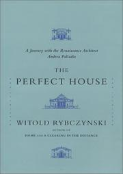 Book Cover for THE PERFECT HOUSE