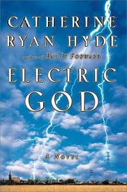 ELECTRIC GOD by Catherine Ryan Hyde