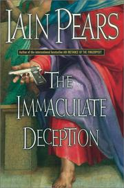 Book Cover for THE IMMACULATE DECEPTION