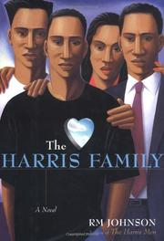THE HARRIS FAMILY by RM Johnson