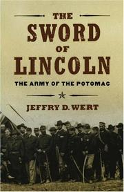 Cover art for THE SWORD OF LINCOLN