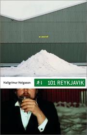 101 REYKJAVIK by Hallgrimur Helgason