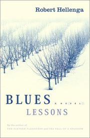 Book Cover for BLUES LESSONS