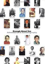 Book Cover for ENOUGH ABOUT YOU
