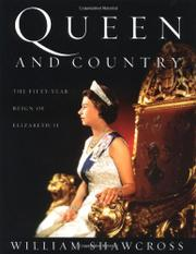 QUEEN AND COUNTRY by William Shawcross