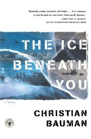 THE ICE BENEATH YOU by Christian Bauman