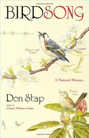 BIRDSONG by Don Stap