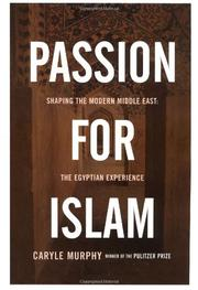 PASSION FOR ISLAM by Caryle Murphy