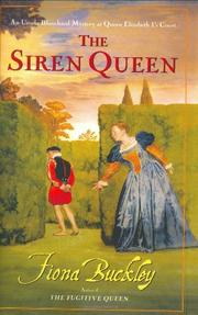 Cover art for THE SIREN QUEEN