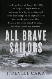 Cover art for ALL BRAVE SOLDIERS