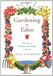 GARDENING IN EDEN by II Vanderbilt