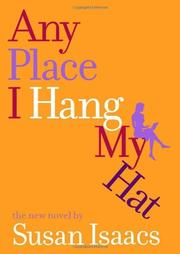 Book Cover for ANY PLACE I HANG MY HAT
