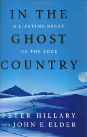IN THE GHOST COUNTRY by Peter Hillary