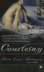 COURTESAN by Dora Levy Mossanen