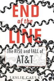 END OF THE LINE by Leslie Cauley