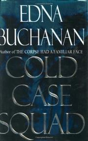 Cover art for COLD CASE SQUAD