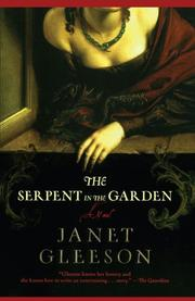 THE SERPENT IN THE GARDEN by Janet Gleeson