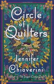 Cover art for CIRCLE OF QUILTERS