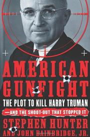 Cover art for AMERICAN GUNFIGHT